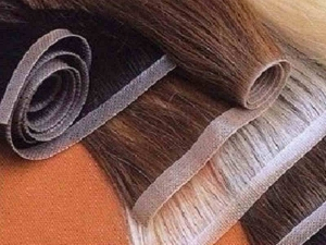double table weft