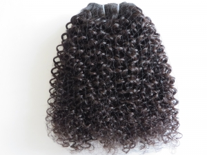 hot selling virgin remy hair weft,Italy Curl