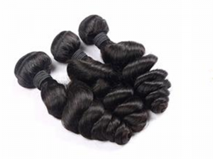 premium quality virgin remy hair,loosewave