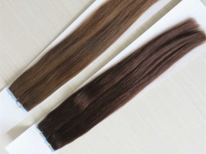 promotion skin weft in lot 20pcs