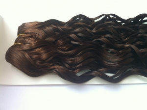 virgin human hair ,brazilian hair,natural wave
